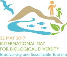 International Day for Biological Diversity 2017 logo